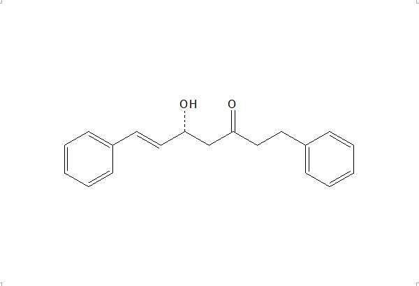 (5R)-trans-1,7-diphenyl-5-hydroxy-6-hepten-3-one